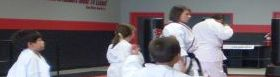 family karate classes near me
