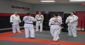 adult karate classes near me